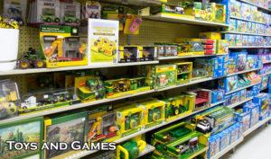 Antigonish 5¢ to $1 - Toys