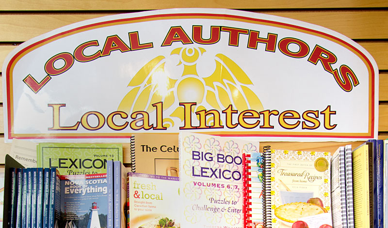 Local Authors and Music