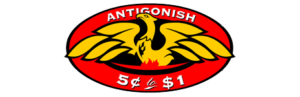 Antigonish 5¢ to $1 - Antigonish, Nova Scotia