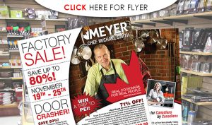 Antigonish 5 to 1 - Meyer Factory Sale
